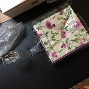 Other - Napkin Holder and Coasters
